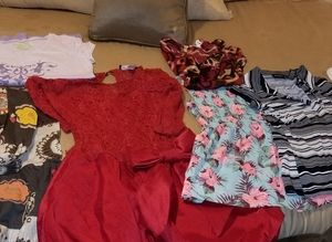 Clothing Bundle Sz. Small